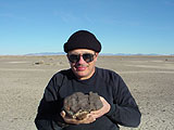 The Latest & LARGEST Nevada chondrite!