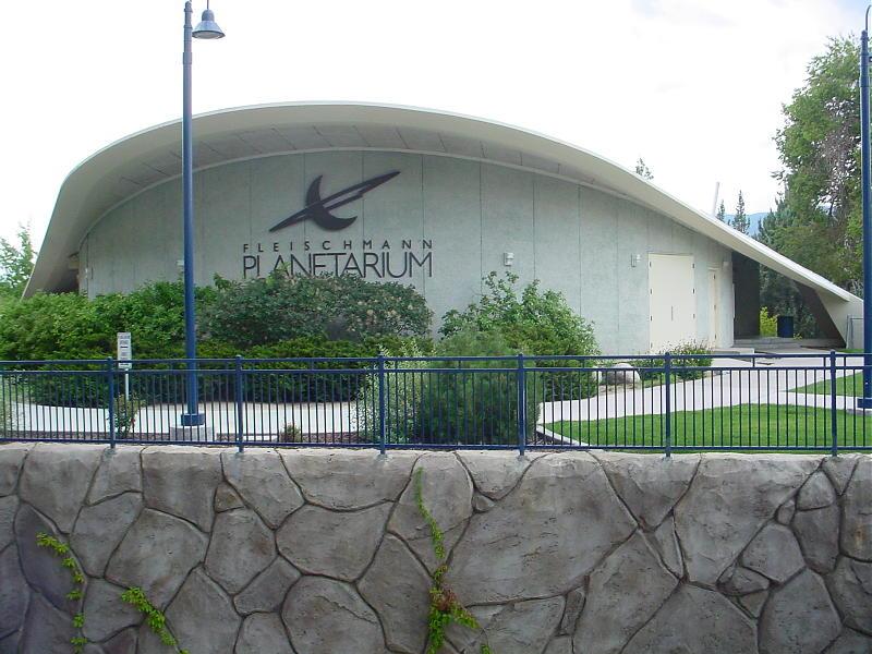 Fleischmann planetarium facebook home