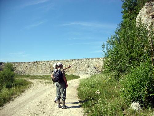 Flädle hunting