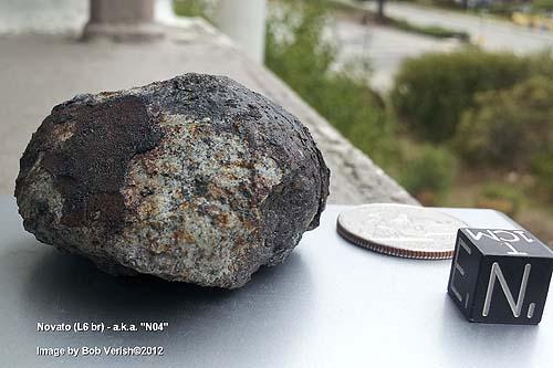 Novato meteorite