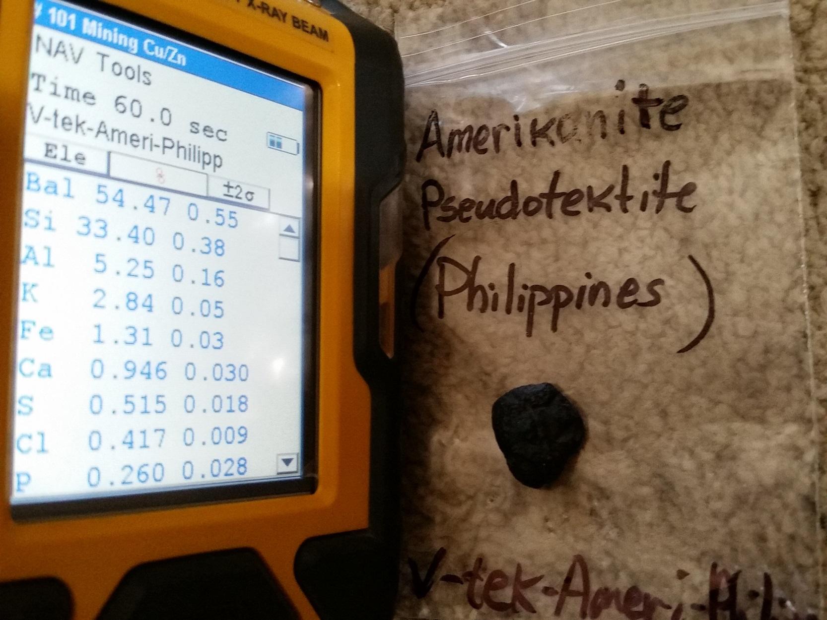 Part  2 – Tektite or Impactite or Obsidian Pseudo-tektite?