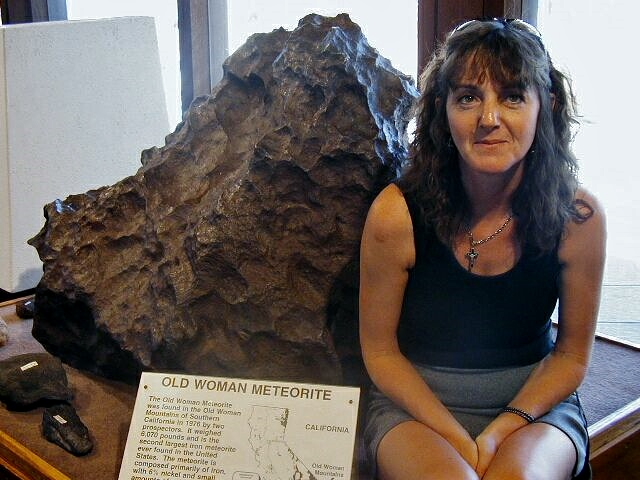 The Story of the Old Woman Meteorite – Another victim of the Post-Truth Era